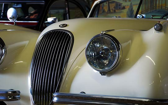 classic car valuation - The 100 Point System