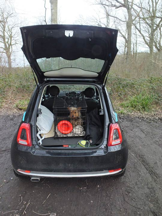 Fiat 500 Boot Space Review