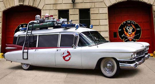 Ghostbusters-Cadillac-1