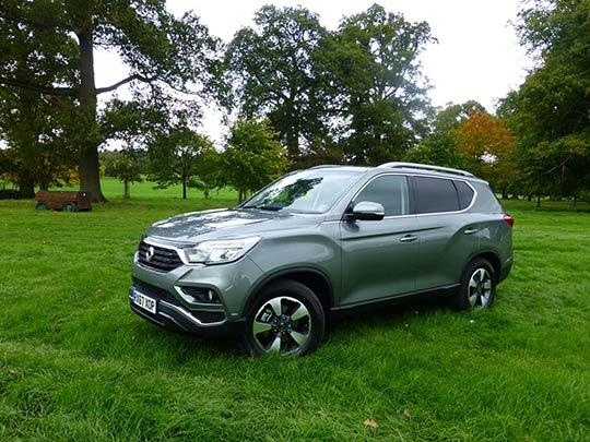 The 2nd generation SsangYong Rexton is more of a transformation than an update, sporting a host of new features and aesthetic value
