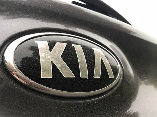 The name of the new Kia Stonic SUV is a combination of speedy and tonic.