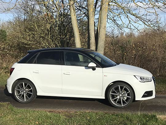 Sue Baker takes the Audi A1 for a spin and reviews the performance of this premium supermini