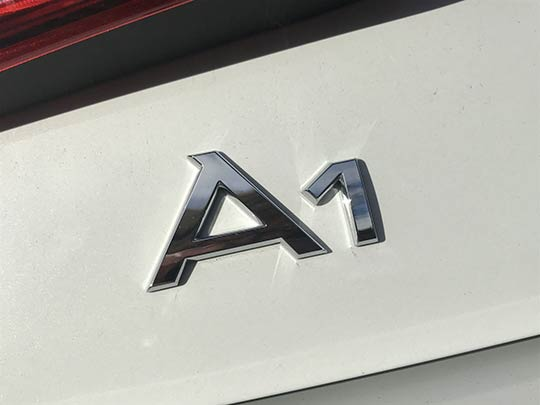 Sue Baker reviews the Audi A1 range and comments on the extensive trim and price levels on offer