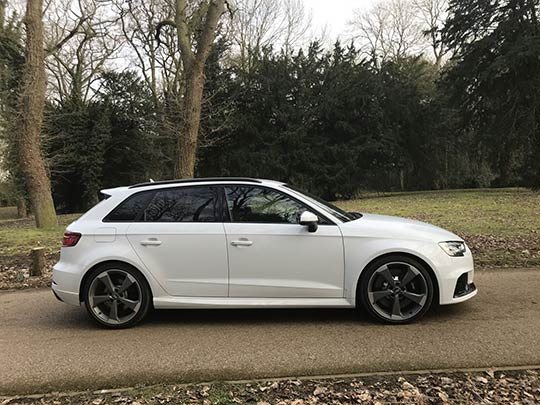 Sue Baker reviews the new addition to Audi