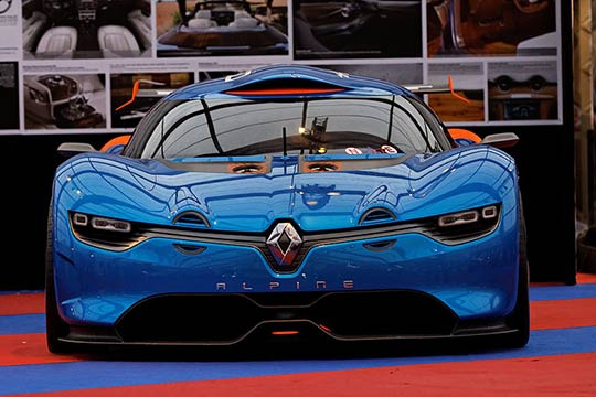 The new Renault Alpine A110 sports car for 2018 has received positive reviews