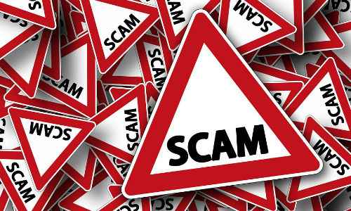 Scams when buying a car online